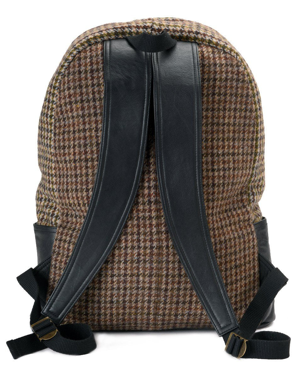 Upcycled Wool Backpack