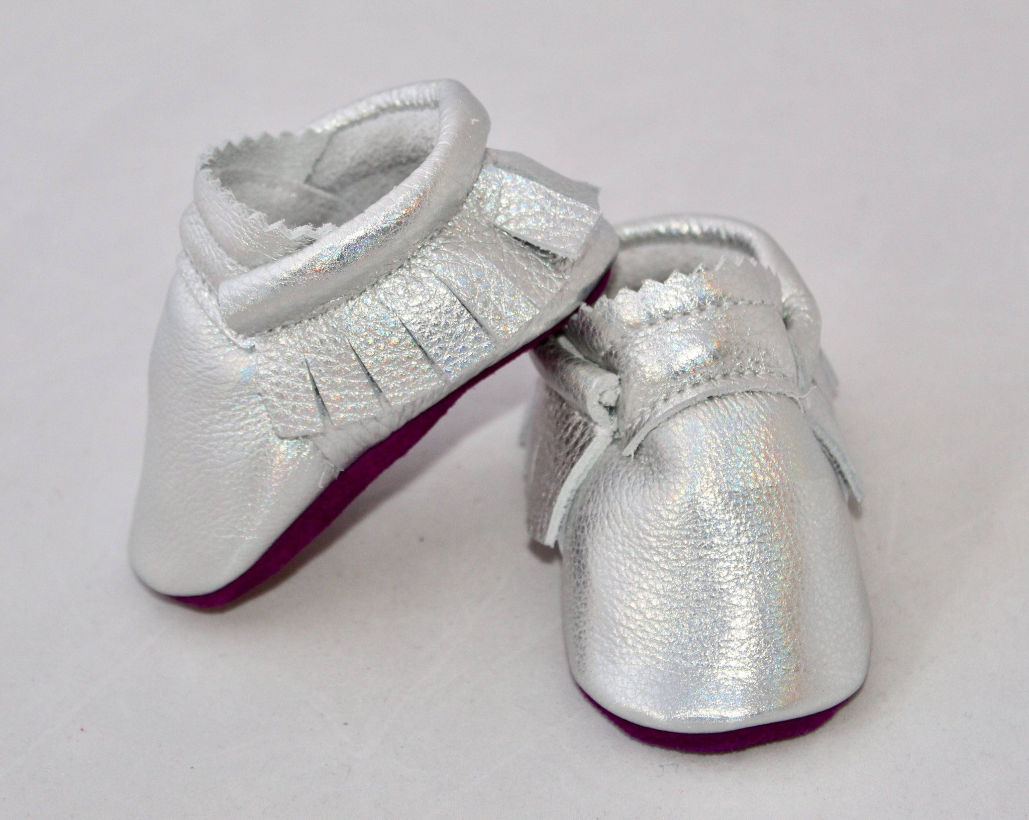Platinum Metallic - Moccs