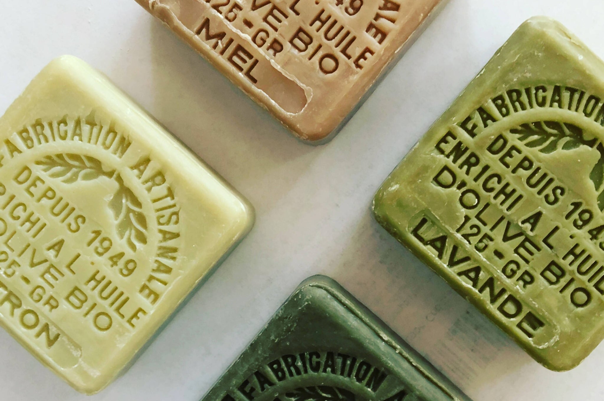 THE SQUARE SOAPS – Best seller !