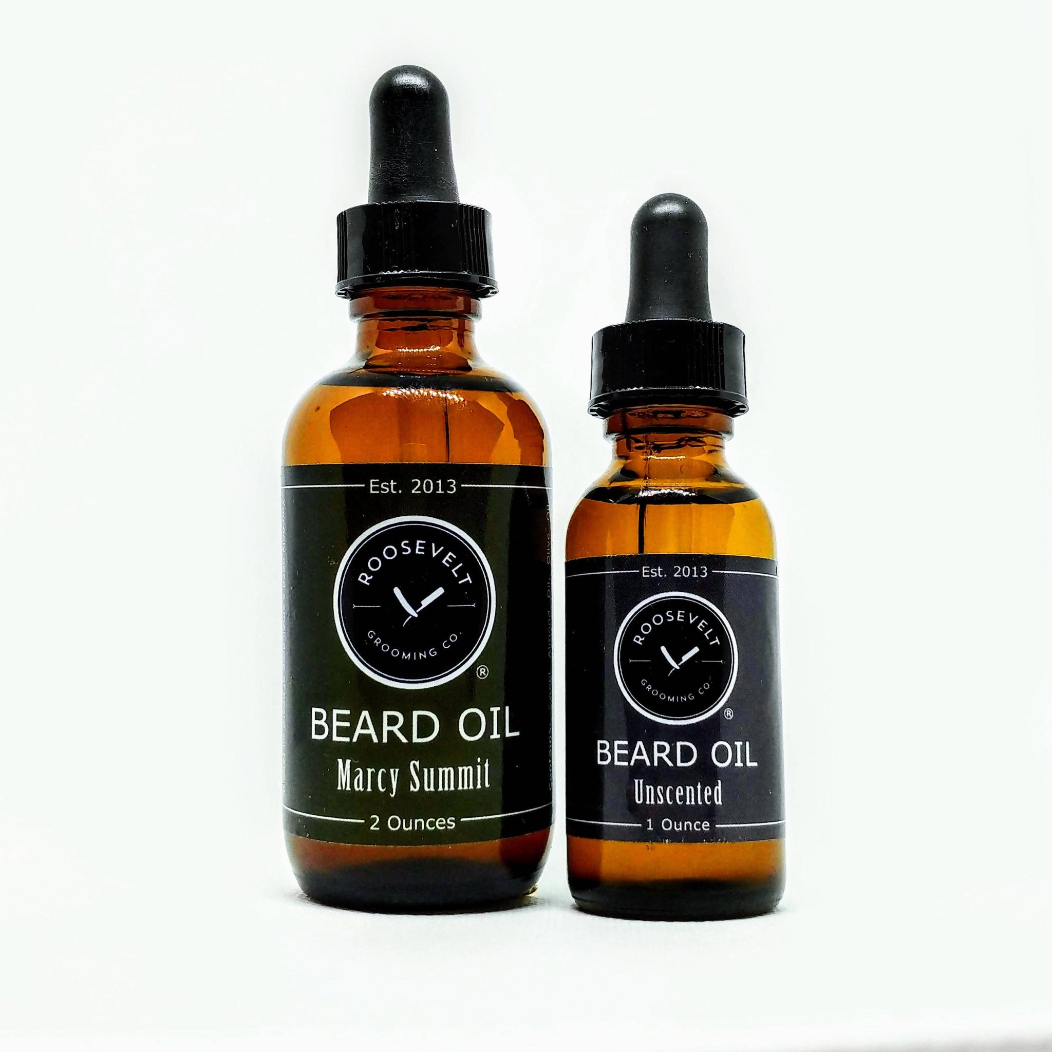Beard Oil with Vitamin E - Conditioning, Taming, Restoring, Hydrating