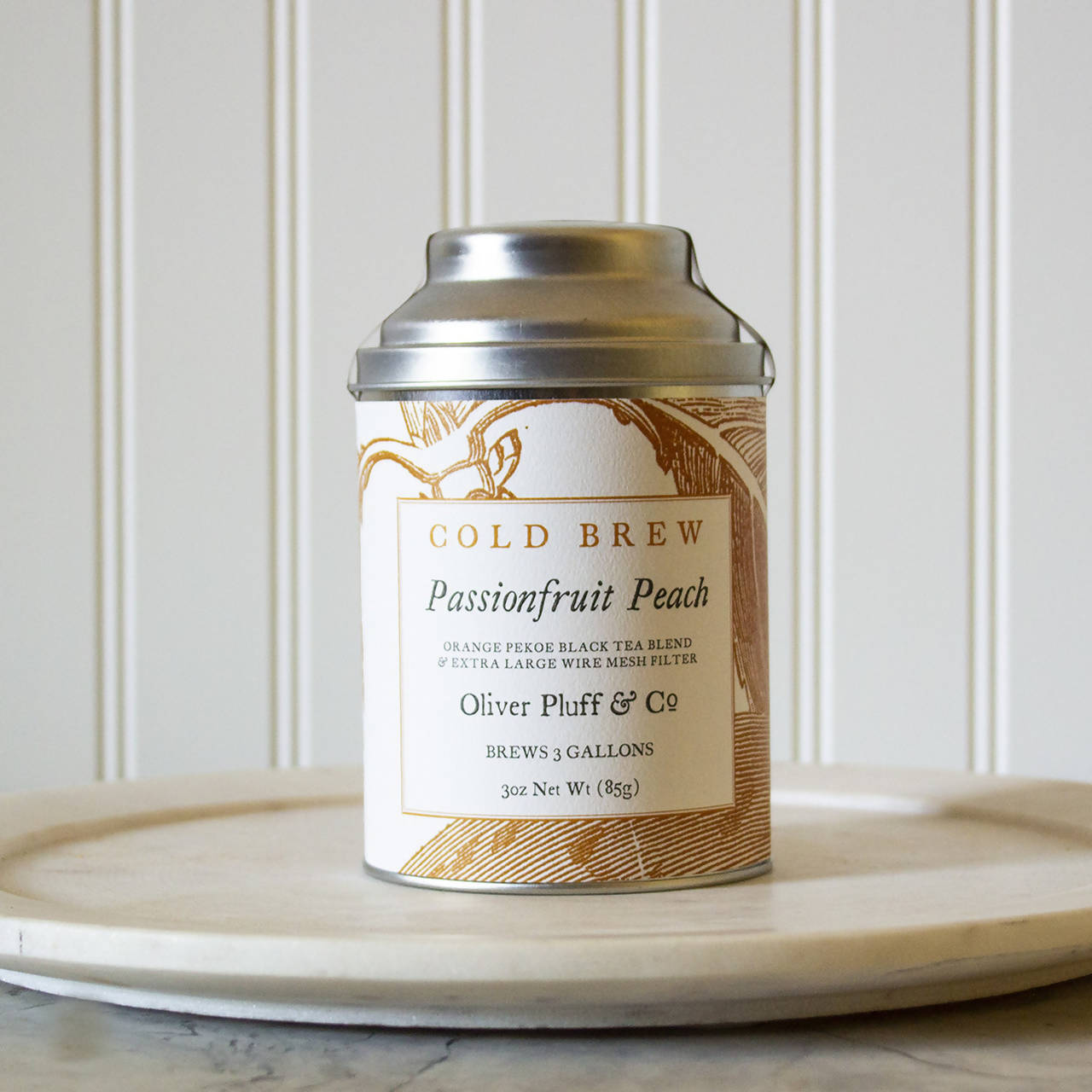 West Indies Citrus Cold Brew