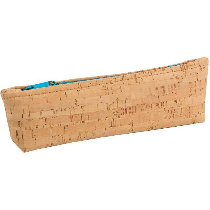Pencil Case | Rustic Cork