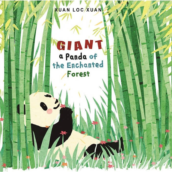 Giant: A Panda of the Enchanted Forest