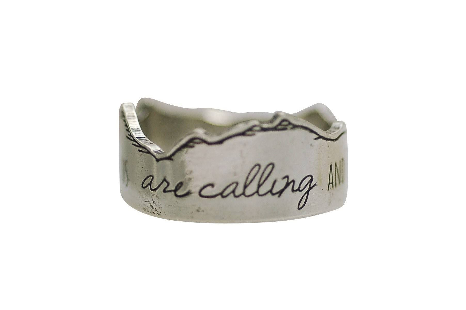 Mountains Calling Ring