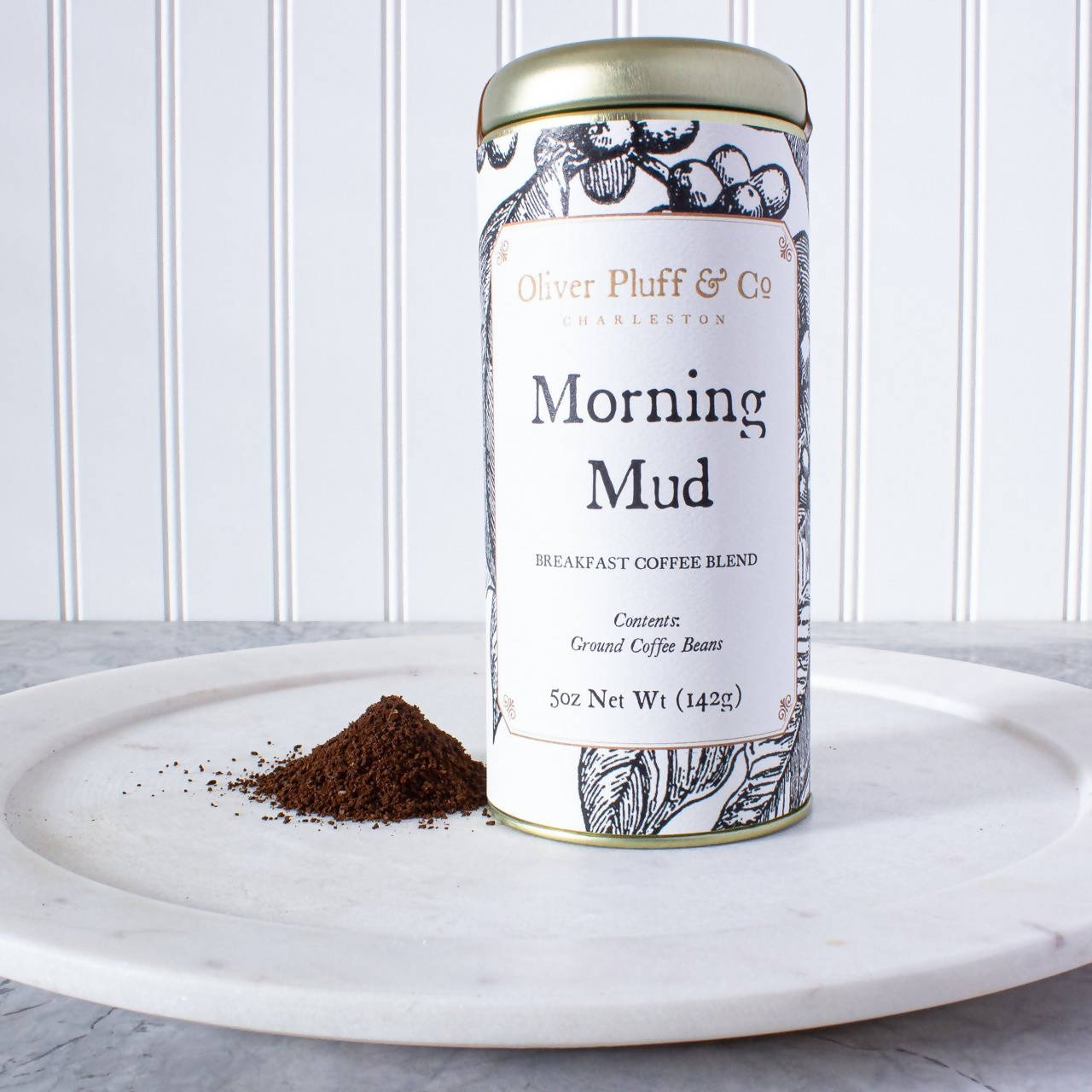 Morning Mud Coffee Blend Tin