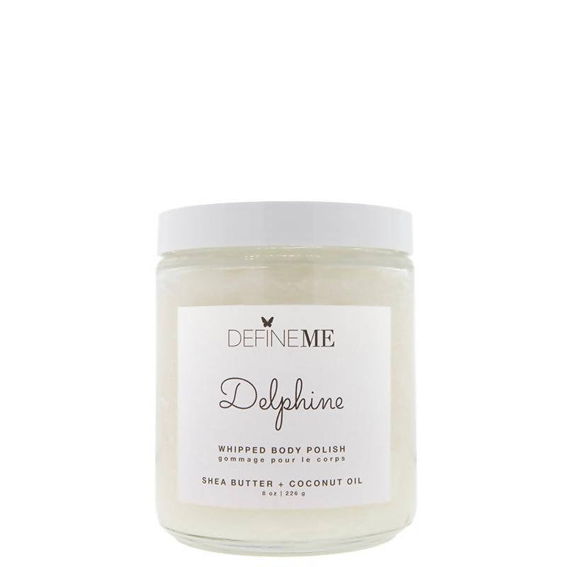 DELPHINE WHIPPED BODY POLISH - TESTER