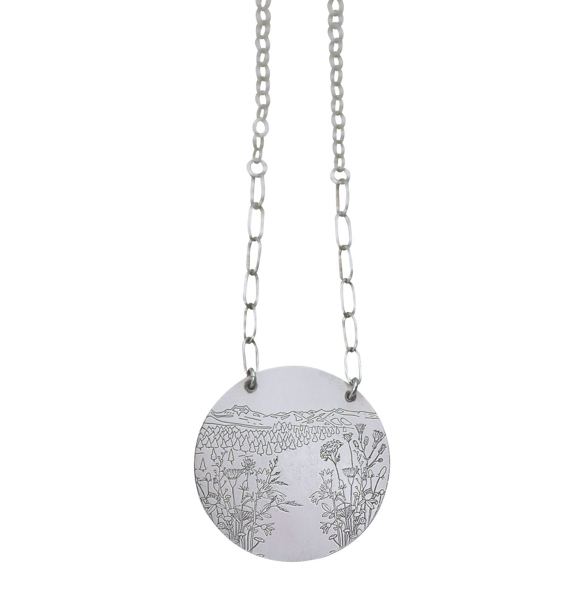 Mountain Trail Necklace