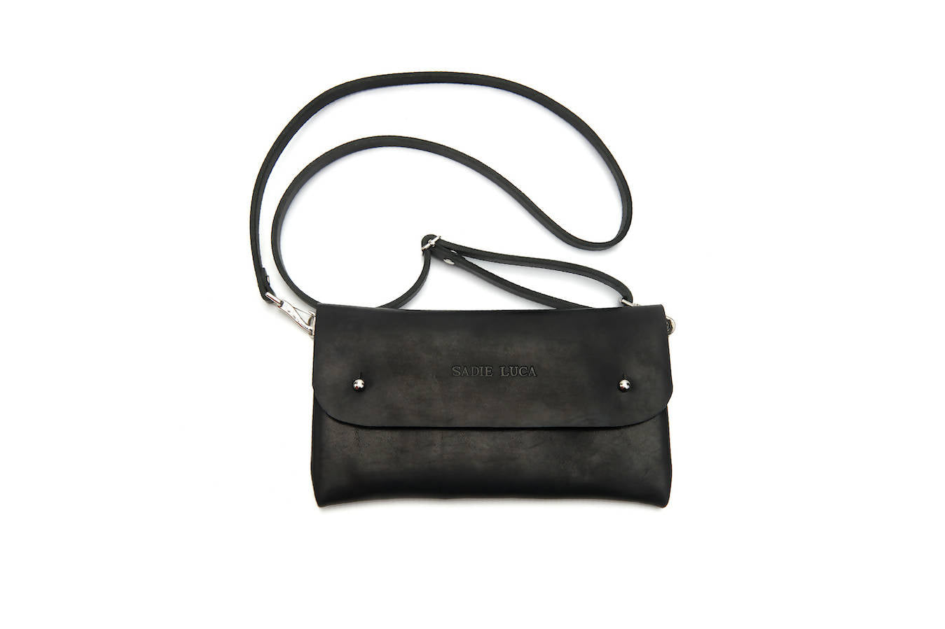 Betty Leather Hip Pouch