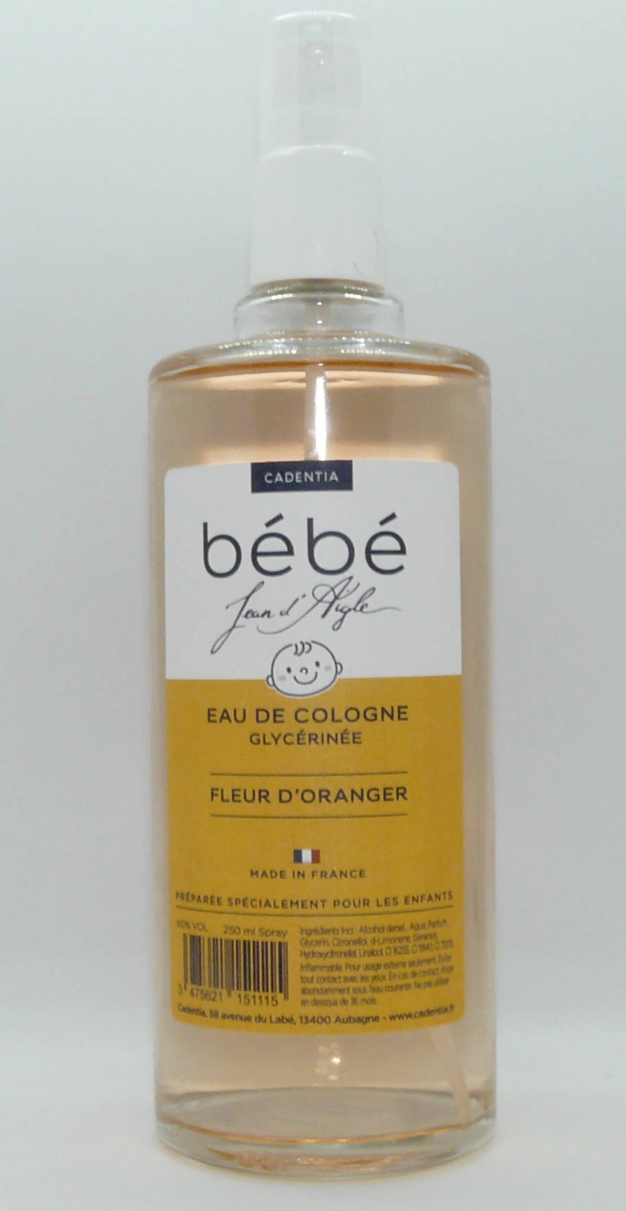 Cologne for babies