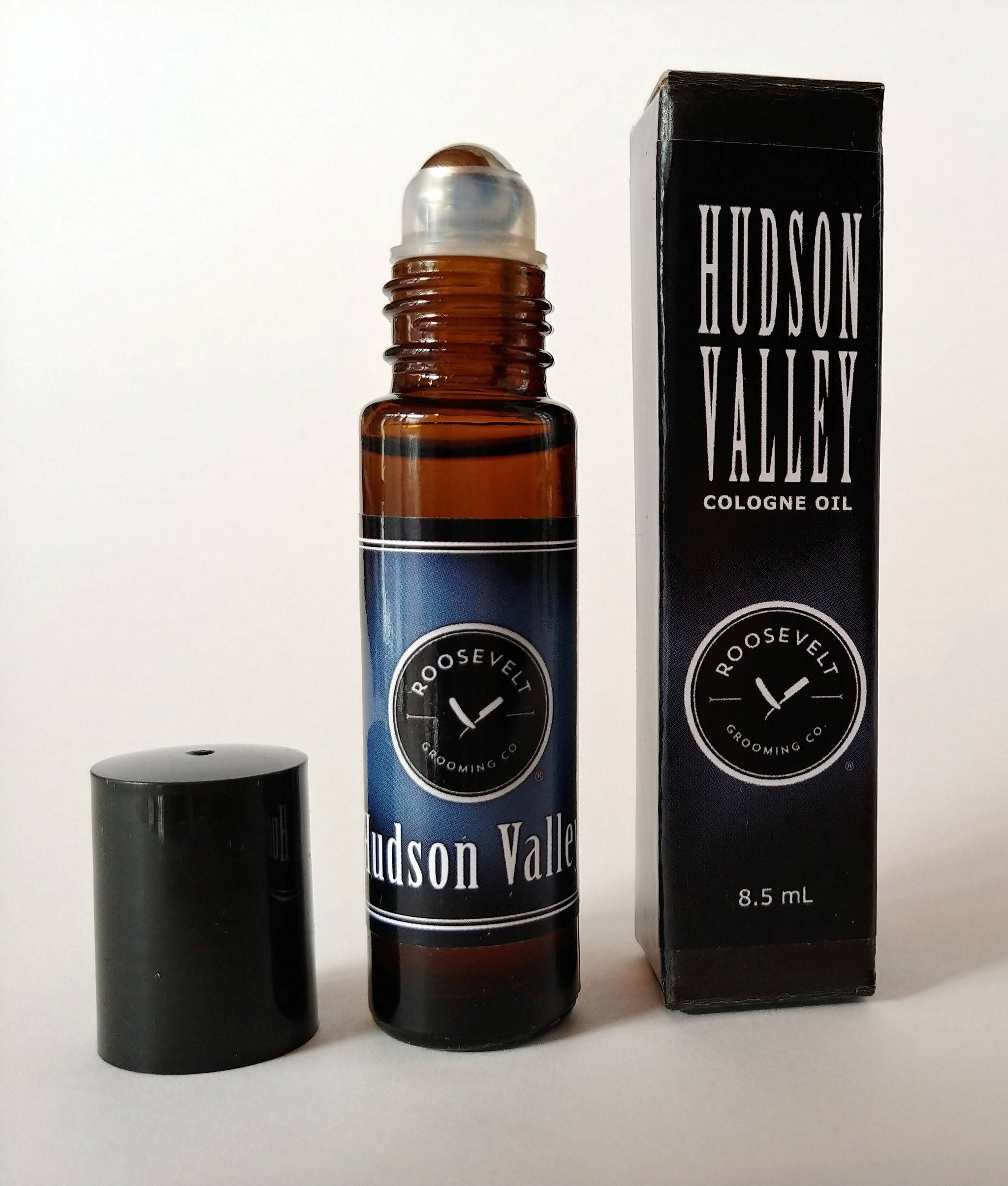Roll-On Cologne Oil - 33% Fragrance to Base Blend - 10 Unisex Scents