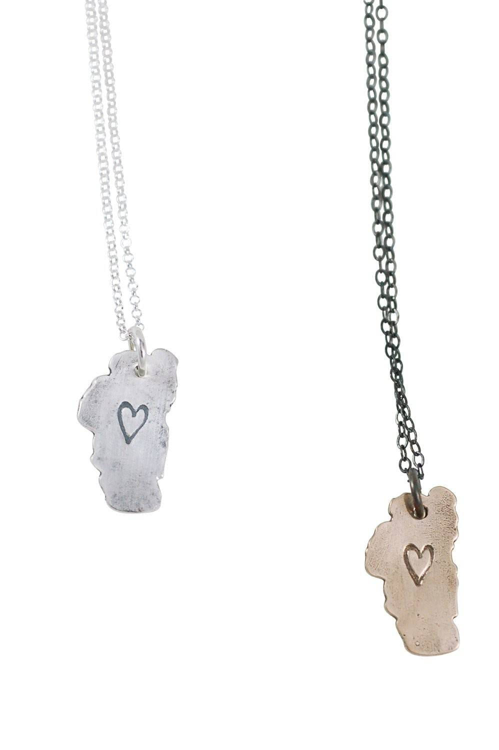 Tahoe Love Necklace