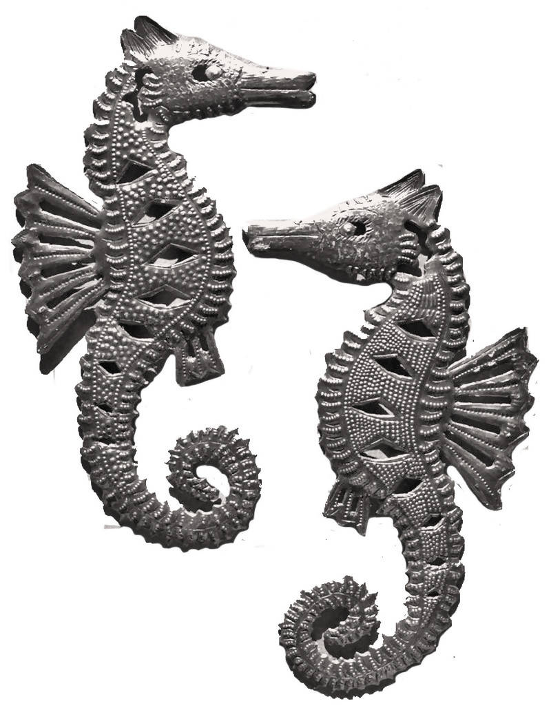 Sea Horse - Set of 2