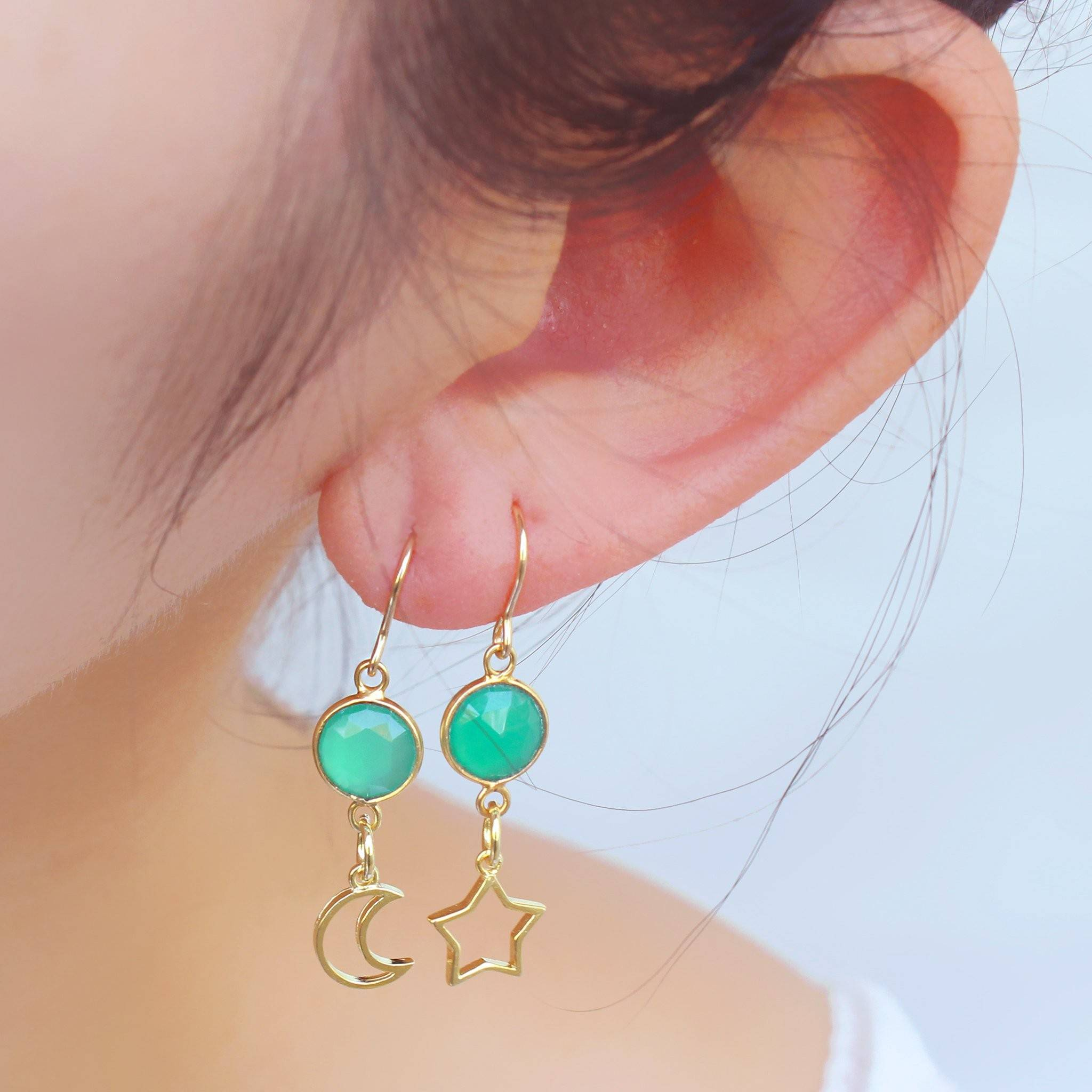 Take Me to Star Earring