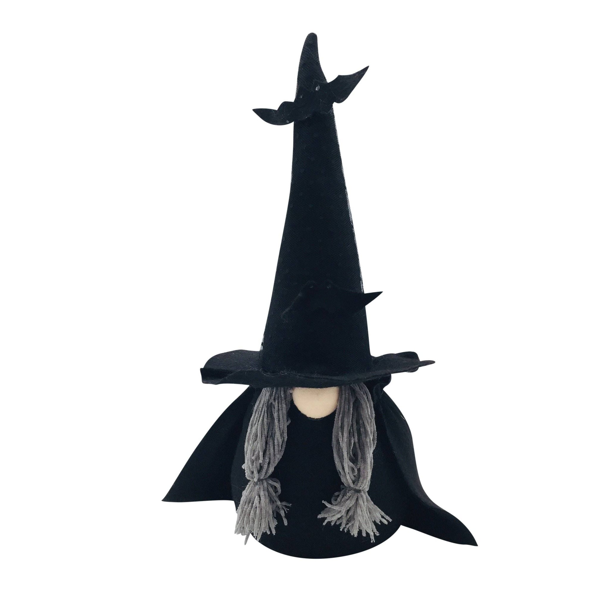 FABRIC HALLOWEEN GNOME GIRL