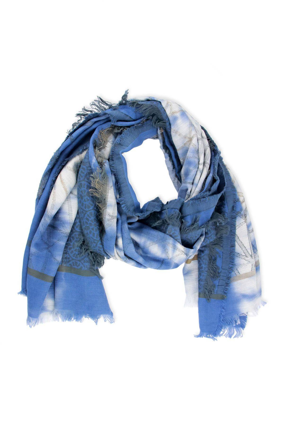 Atlantic Wool Scarf