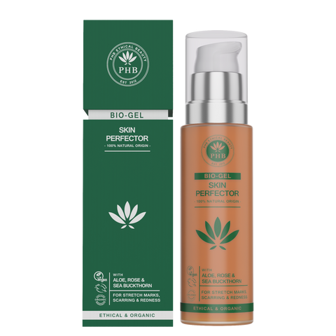 Skin Perfector Bio-Gel | with Aloe, Rose & Sea Buckthorn - Natural Beauty Store