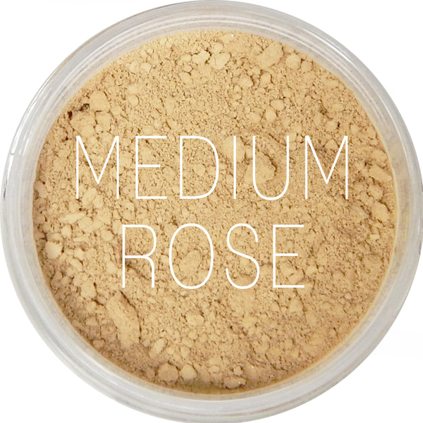 Loose Mineral Foundation + SPF30  - 3 shades - Natural Beauty Store