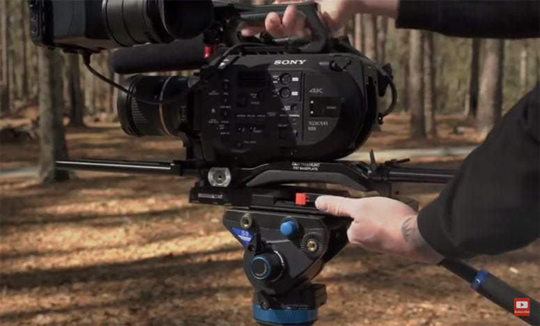 For Sony PXW-FS7 Camera