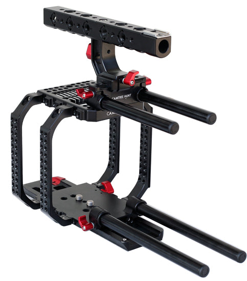 Red epic camera cage
