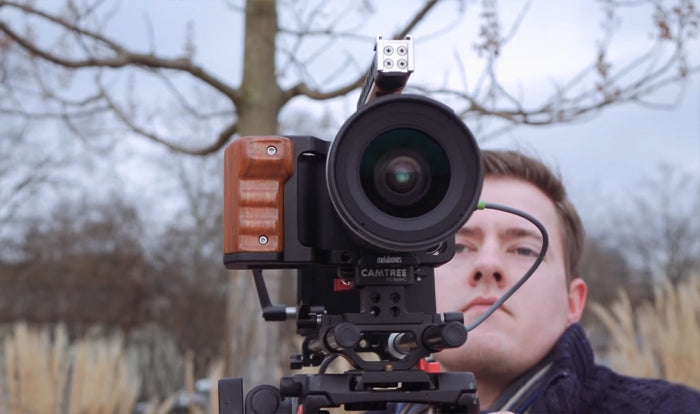 cage for blackmagic pocket cinema camera