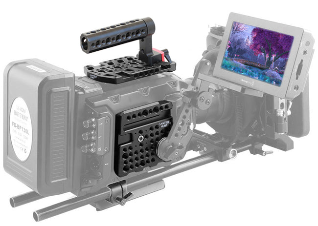 For Blackmagic URSA Mini 4.6K camera
