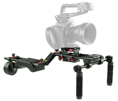 video camera shoulder rig