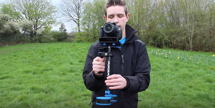 flycam DSLR nano with arm brace