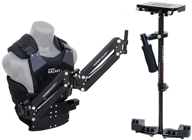 Flycam Galaxy Stabilizer Arm & Vest with HD-3000 Steadycam System