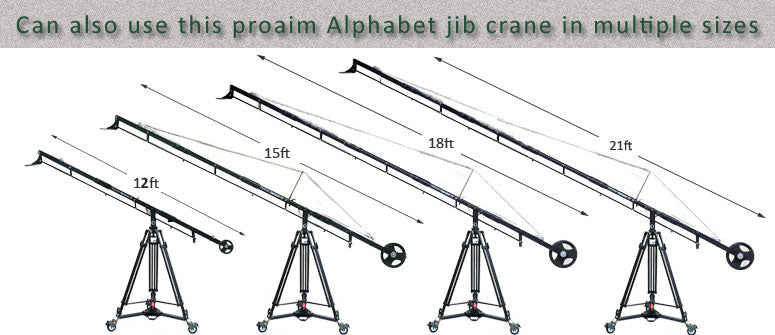 jib for film making