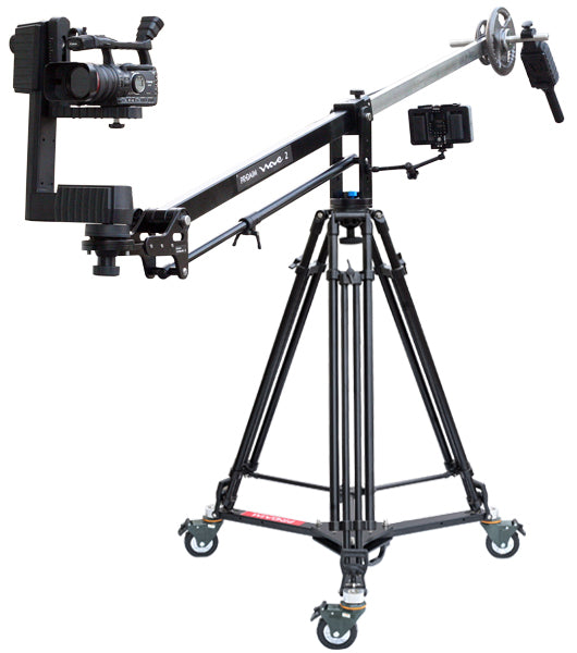 Professional camera dolly