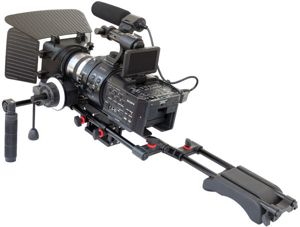 Camera shoulder mount