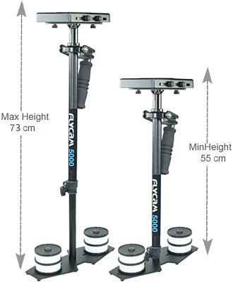 camera stabilizer with vest