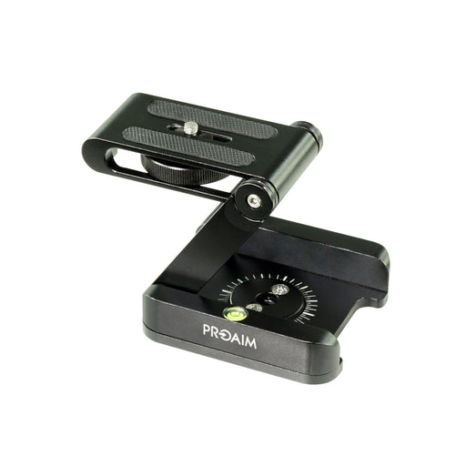 Proaim Folding Camera Z Flex Tilt head Desktop Stand Holder