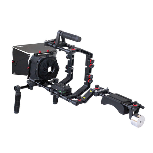 Filmcity DSLR Camera Cage Shoulder Rig Kit (Used)