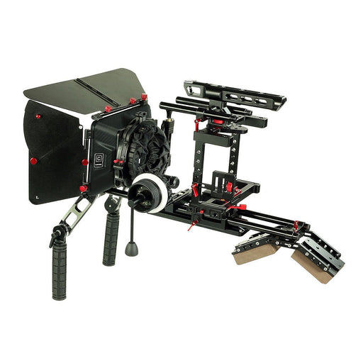 Camtree Hunt Grand DSLR CAMERA Cage Shoulder Rig Kit