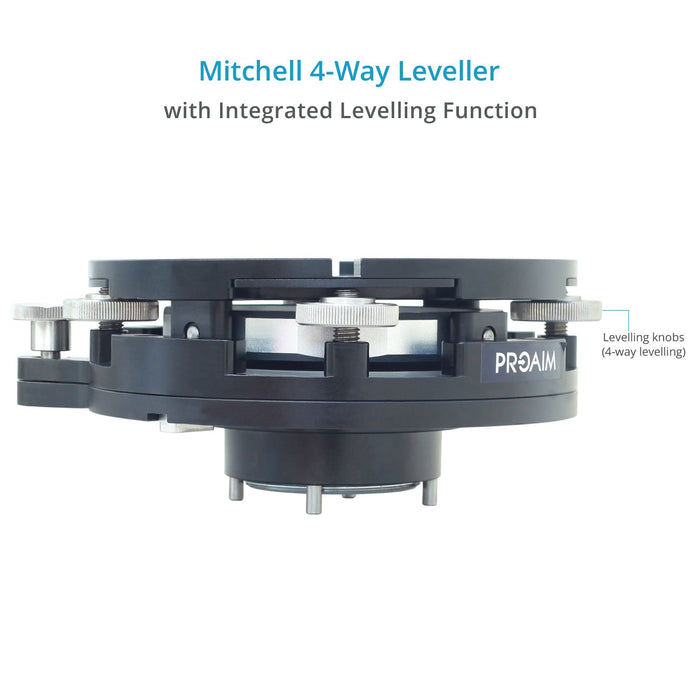 Proaim 4-Way Leveller - Mitchell to Mitchell (Used)