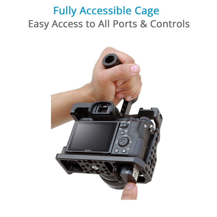 Proaim Muffle Cage for Sony A7RIII  with Top Handle (Used)