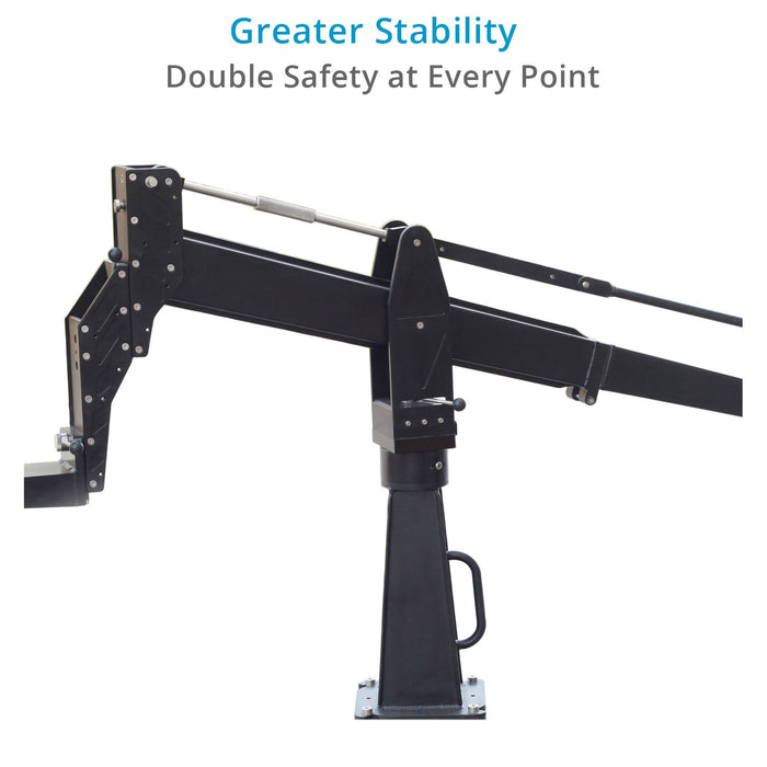 Proaim Sky-Dweller 10ft Camera Jib with Seat Platform