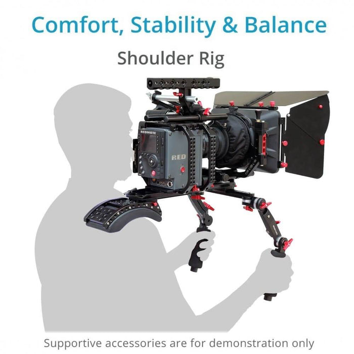 Camtree Hunt Cage Shoulder Rig Kit For Red Scarlet / Epic Camera