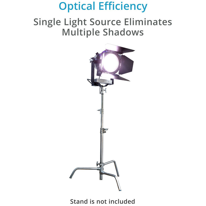 Movofilms Sunfire 5600K/4000K LED PAR Light + Flight Case