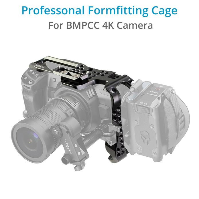 Proaim Muffle Cage for Blackmagic Pocket Cinema Camera 4K & 6k