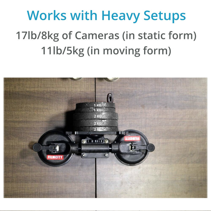 Filmcity Car Suction Mount (Used)