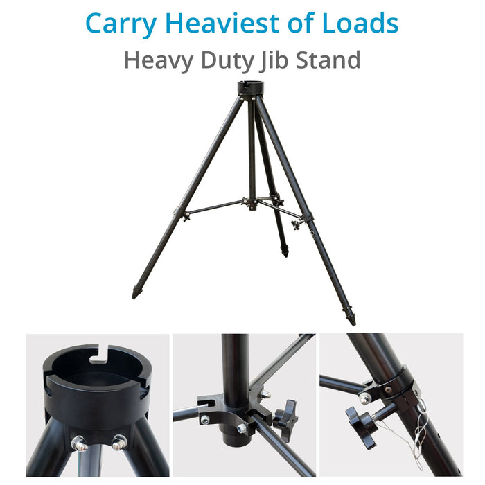 Proaim Wave-9 40ft Camera Crane Base Package