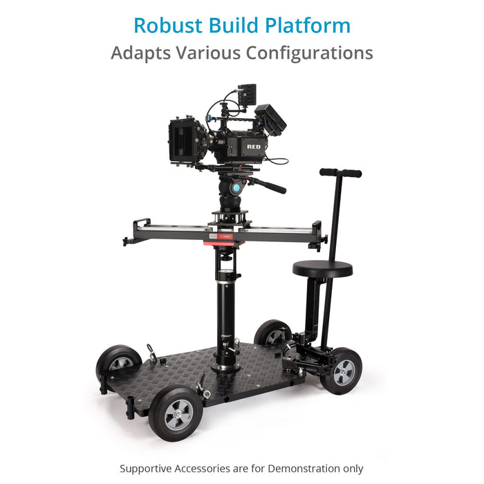 PROAIM Bazooka with Quick Lock Lever for Camera Dolly