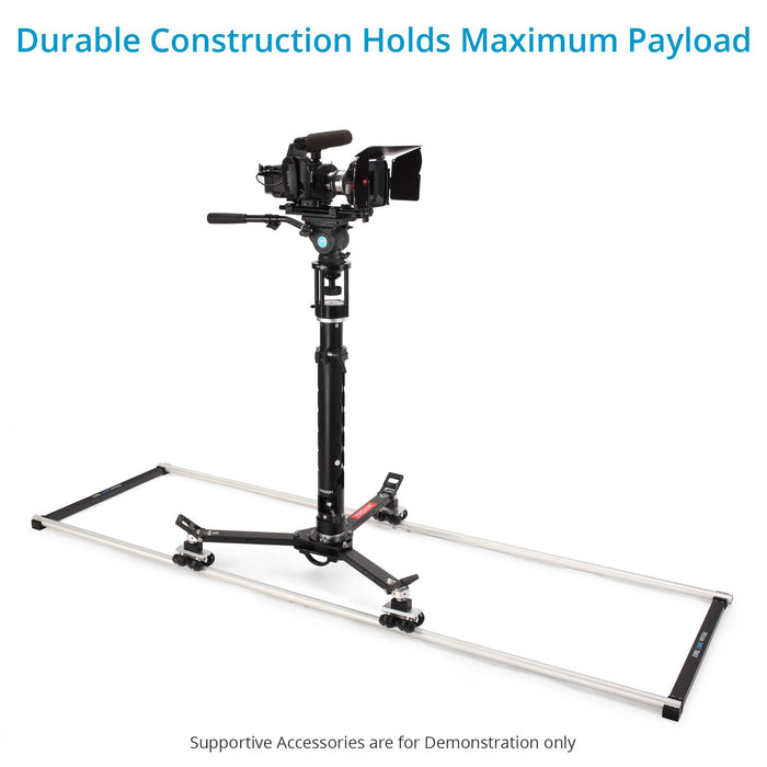 Proaim Track Wheel Set for Proaim Portable Dolly