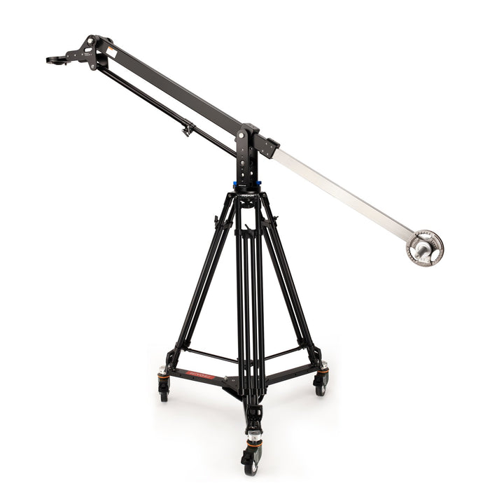 Proaim 7' Wave-2 Jib Crane, Dolly Stand for Camera / Gimbals / Pan Tilt Heads