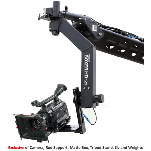 Proaim Boxer HD-2X Motorized Pan Tilt Head