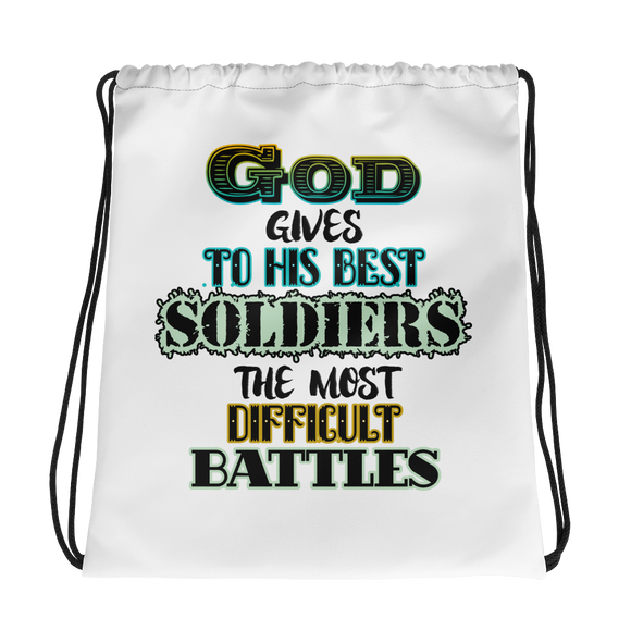 God Soldiers (Drawstring bag)