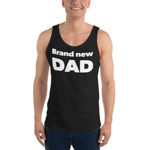 Brand new dad