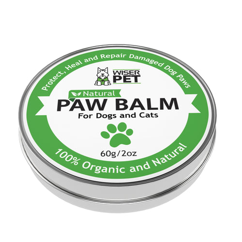 Natural Organic Dog Paw Balm